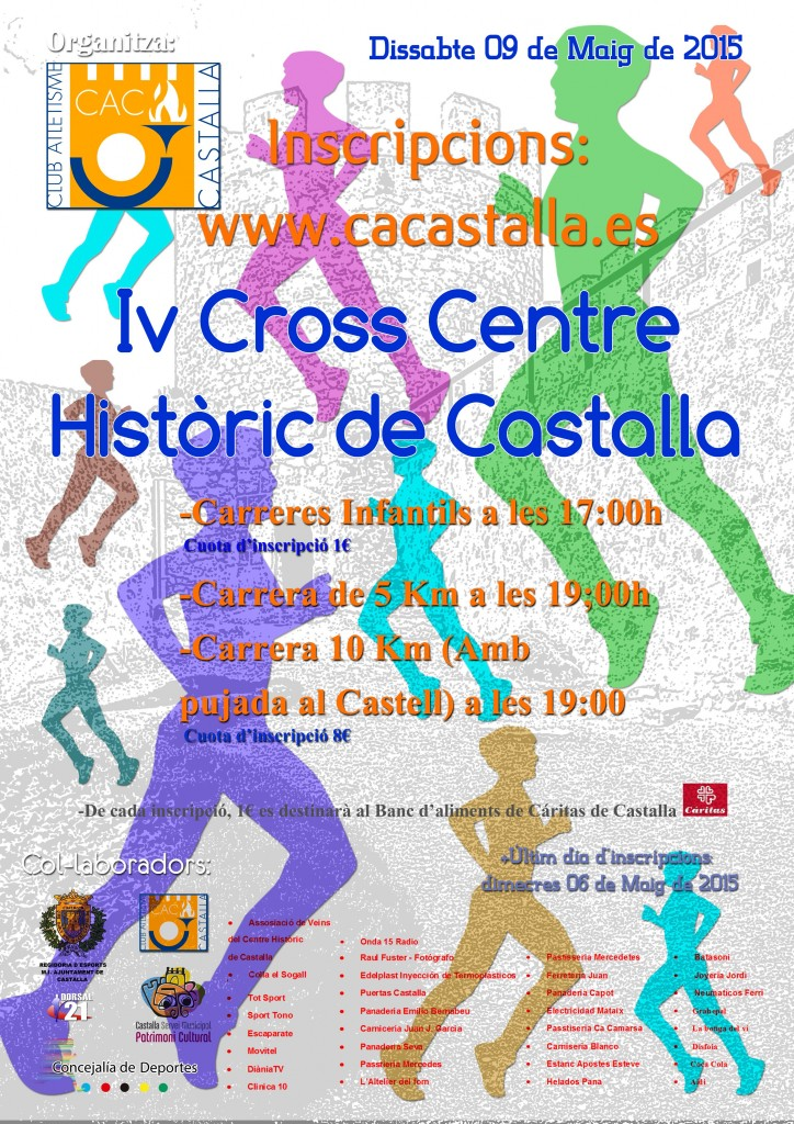 CROSS CASC ANTIC CASTALLA 2015