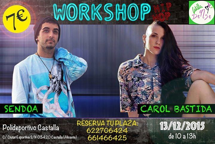 WORKSHOP HIP HOP CASTALLA